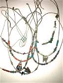 Southwest  Meican sterling necklaces