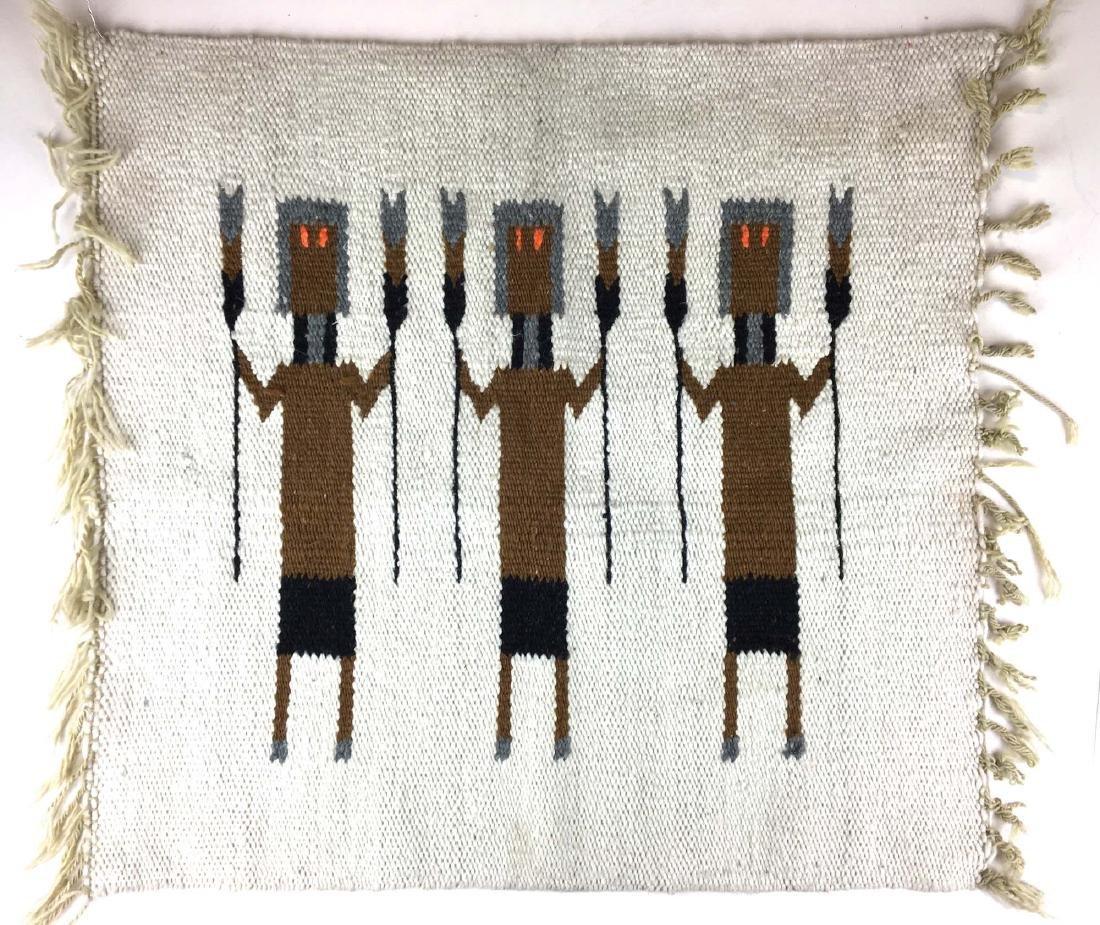 Southwest Yei rug