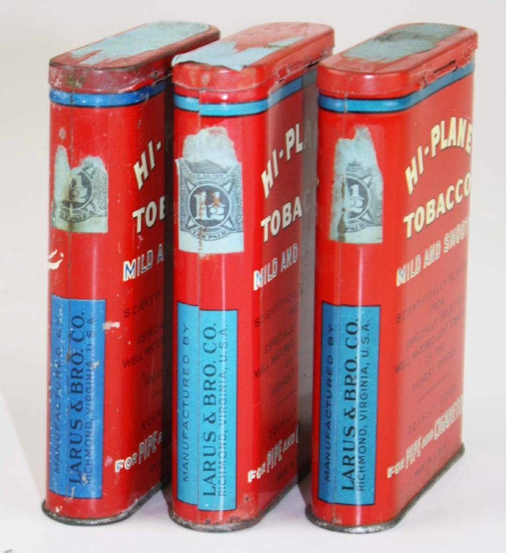 3 Hi-Plane pocket tobacco tins - 4