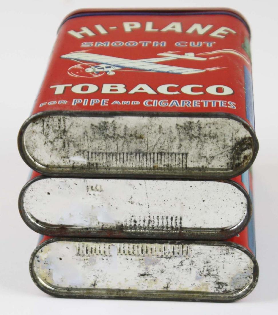 3 Hi-Plane pocket tobacco tins - 6