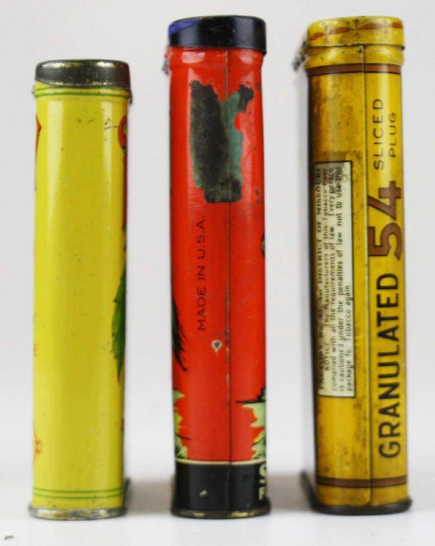 Big Ben, Peachey, 54 pocket tobacco tins - 2