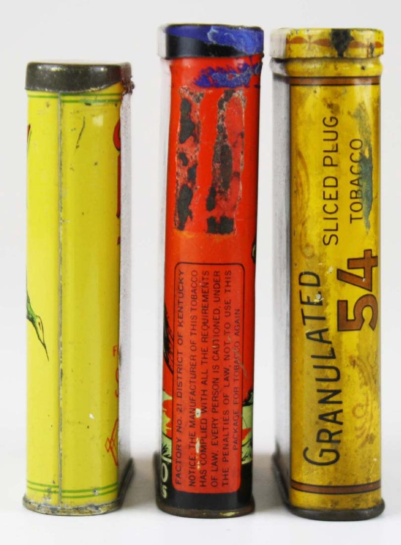 Big Ben, Peachey, 54 pocket tobacco tins - 5