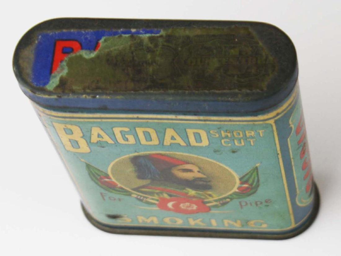 Bagdad pocket tobacco tin - 2