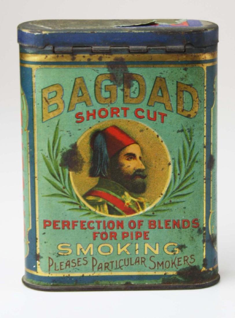 Bagdad pocket tobacco tin - 4