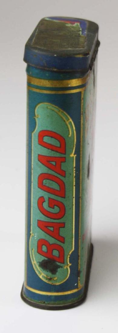Bagdad pocket tobacco tin - 5
