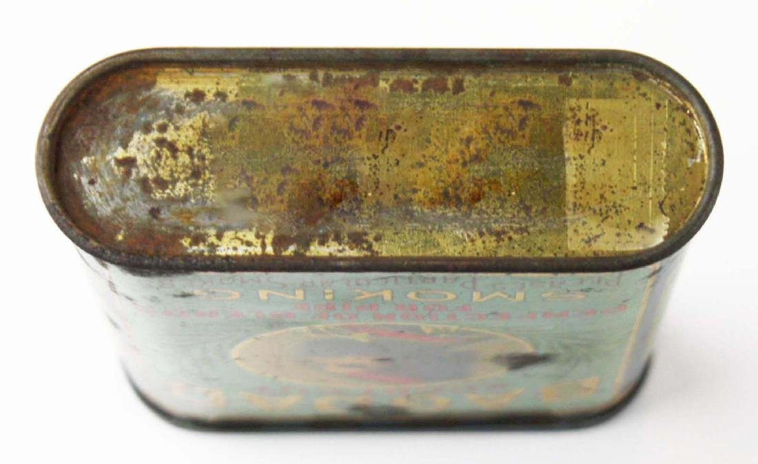 Bagdad pocket tobacco tin - 6