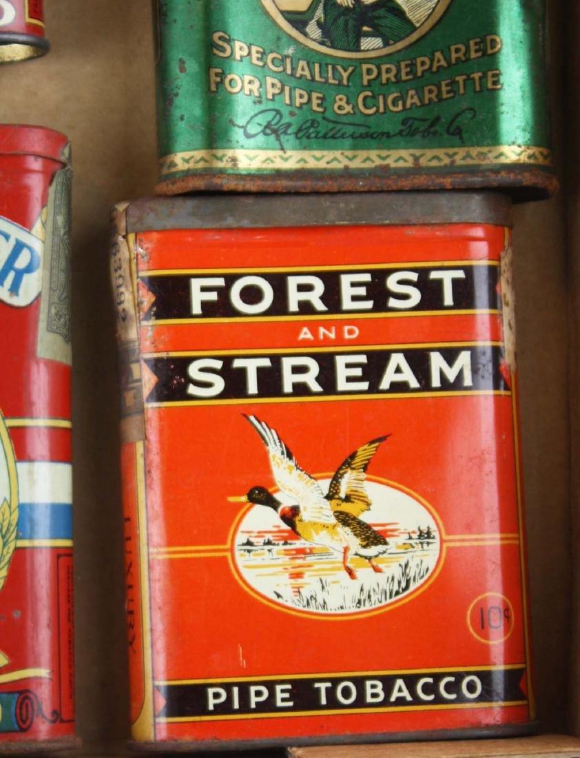 16 pocket tobacco tins - 2