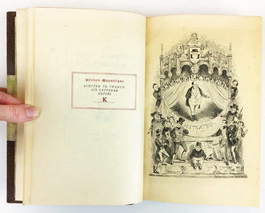 Charles Dickens' Works Magnifique Edition