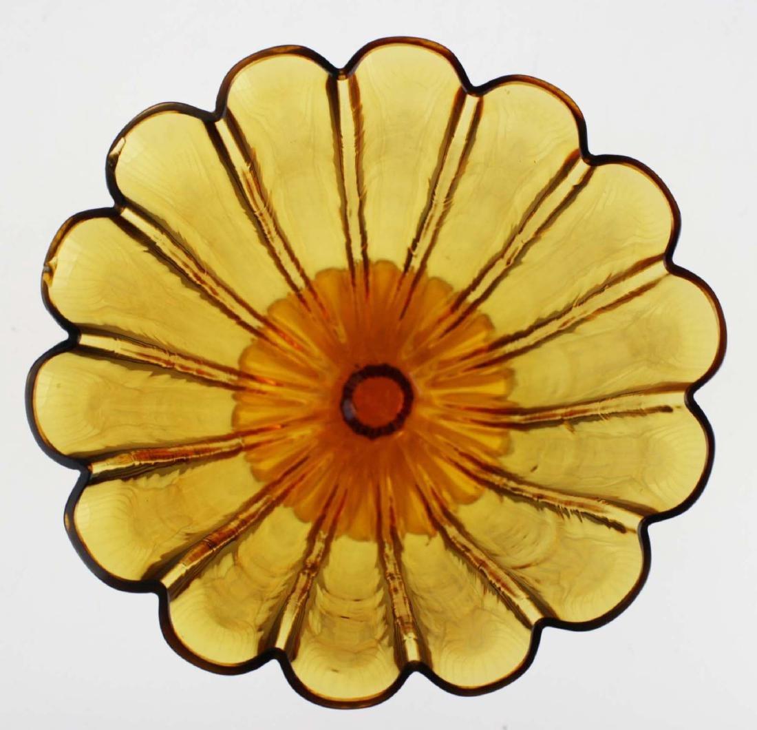 Josef Hoffmann Wiener Werkstatte art glass vase - 3