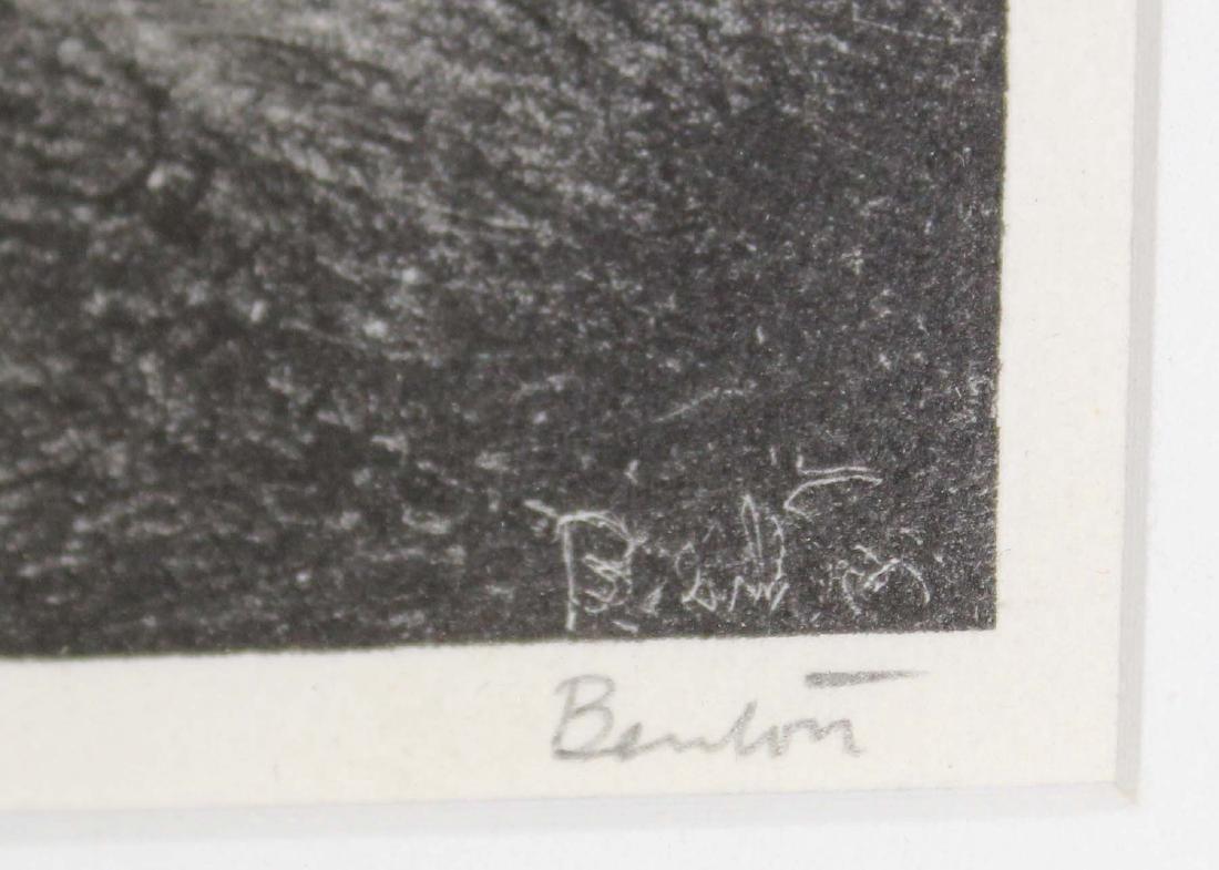 Thomas Hart Benton (AM 1889-1975) - 2