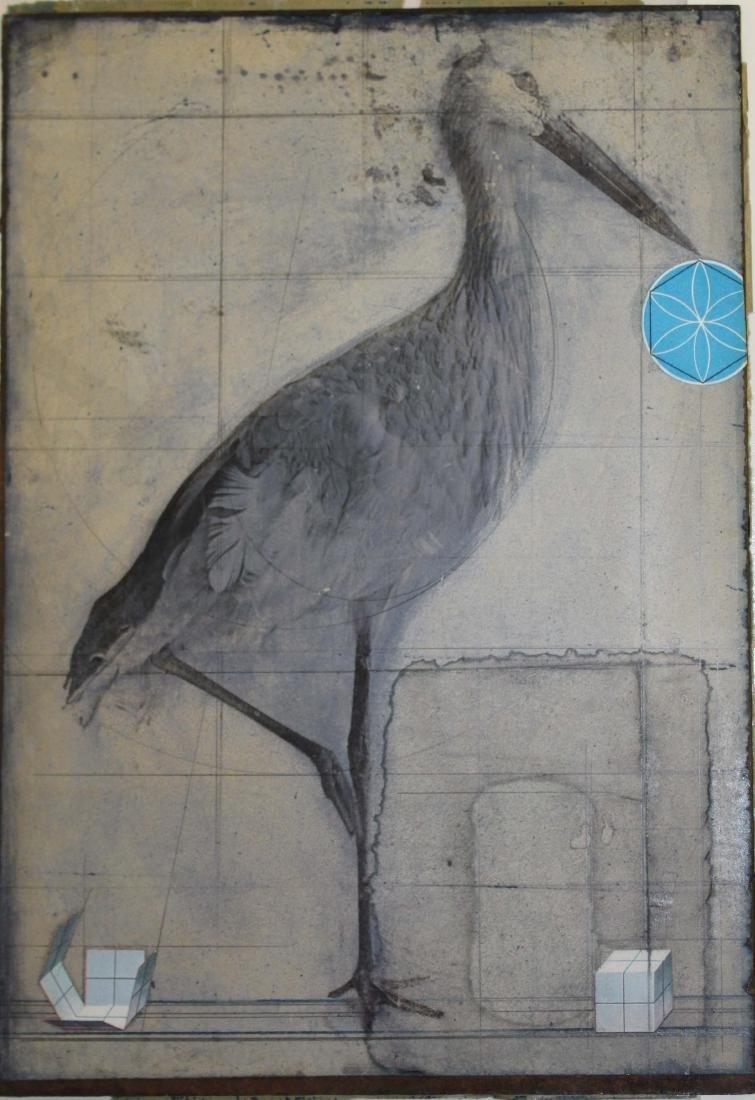 Joseph Cornell (NY 1903-1972) Untitled