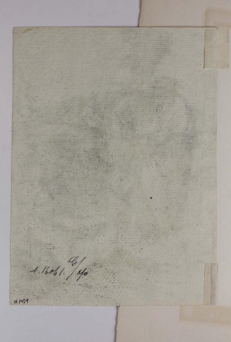 ca 1740 Giovanni Battista Tiepolo etching - 5