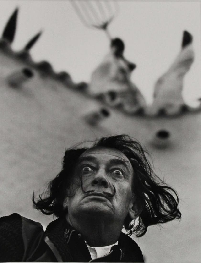 Philippe Halsman (AM 1906-1979) Dali Portfolio