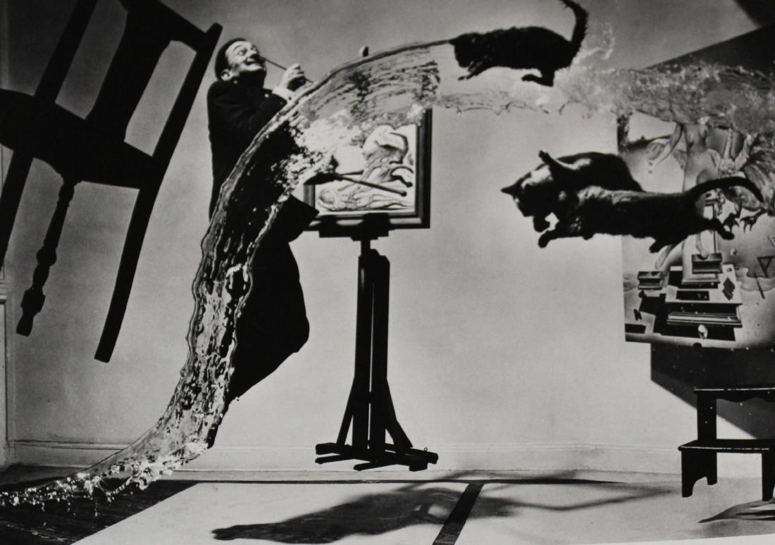 Philippe Halsman (AM 1906-1979) Atomicus