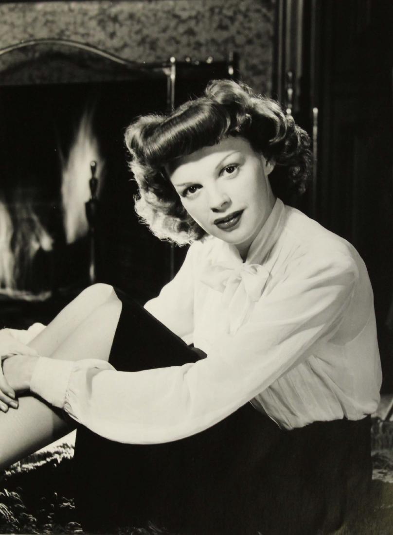 Philippe Halsman (AM 1906-1979) Judy Garland