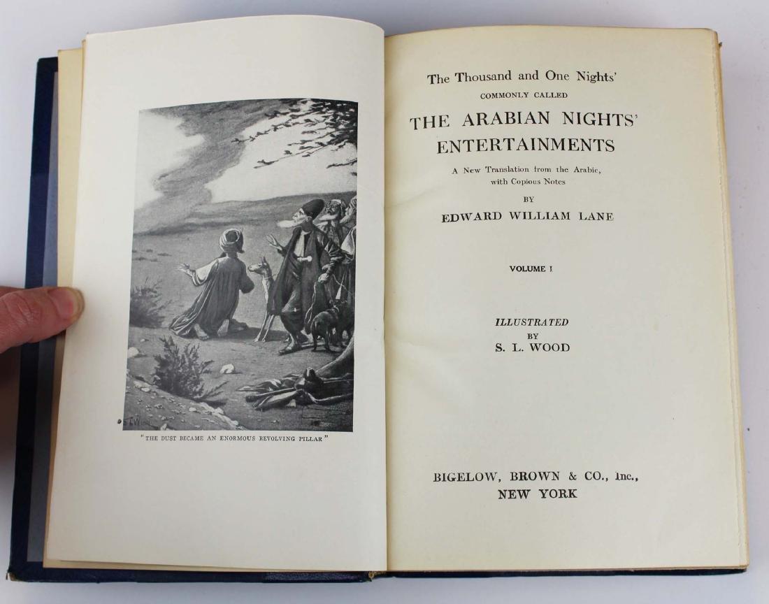 1926 Lane The Arabian Nights' Entertainments - 2
