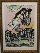 Marc Chagall (FR 1887-1985) La Concorde