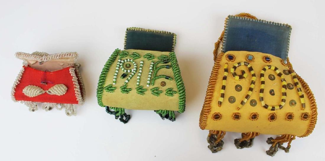three vintage Native American purses - 3