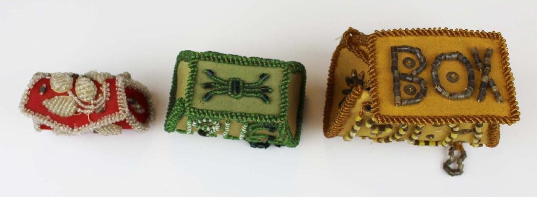 three vintage Native American purses - 4