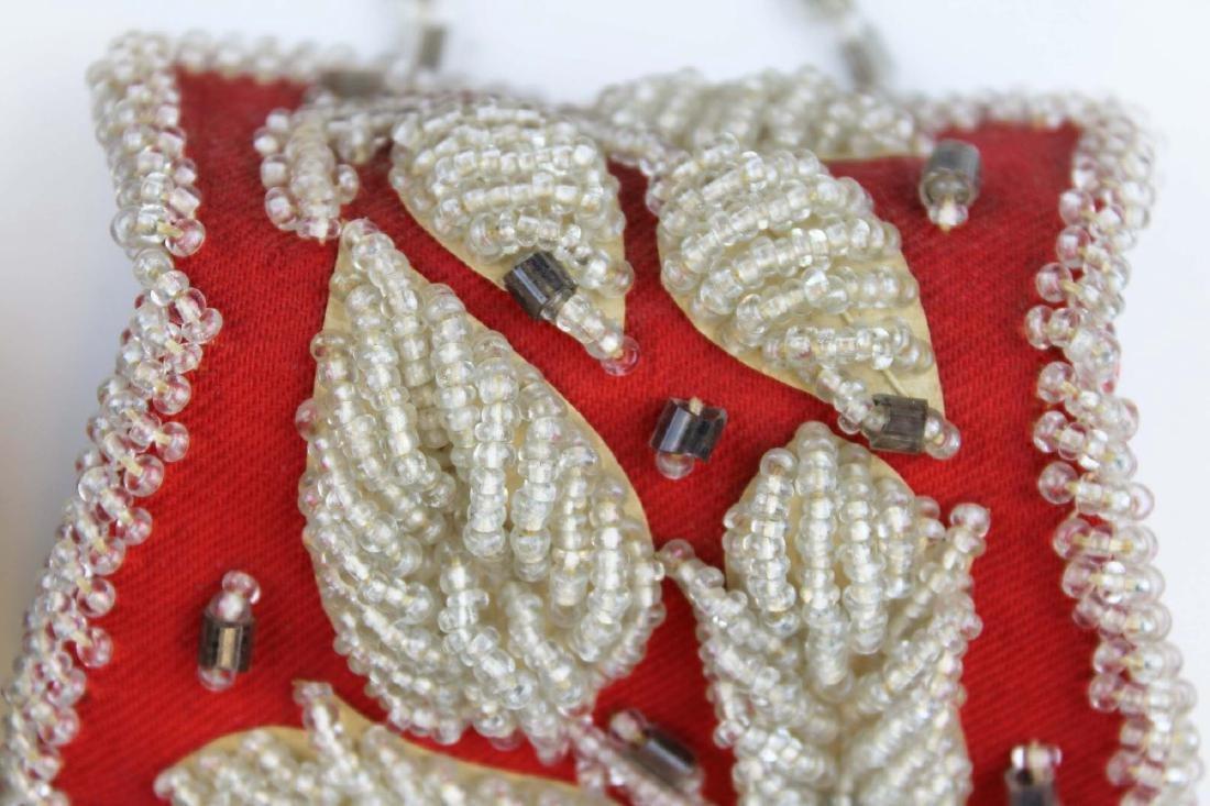 three vintage Native American purses - 7