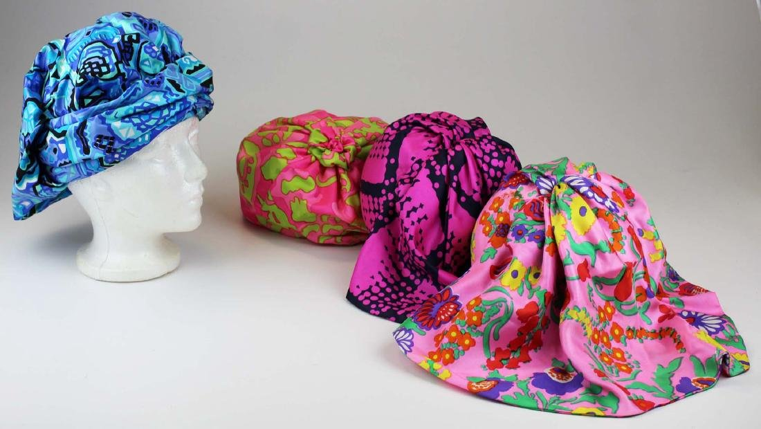 four John Boyd, London silk hats