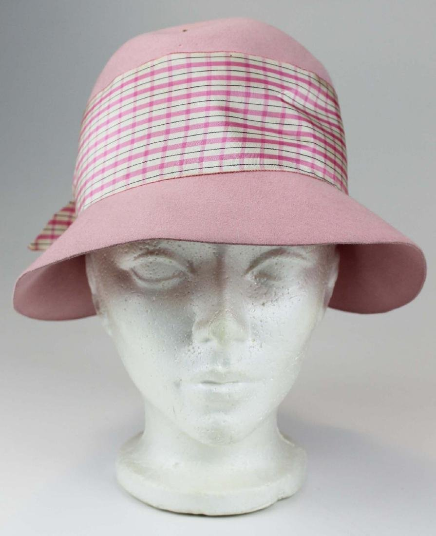 five Saks 5th Ave, Bloomingdales felt hats - 4
