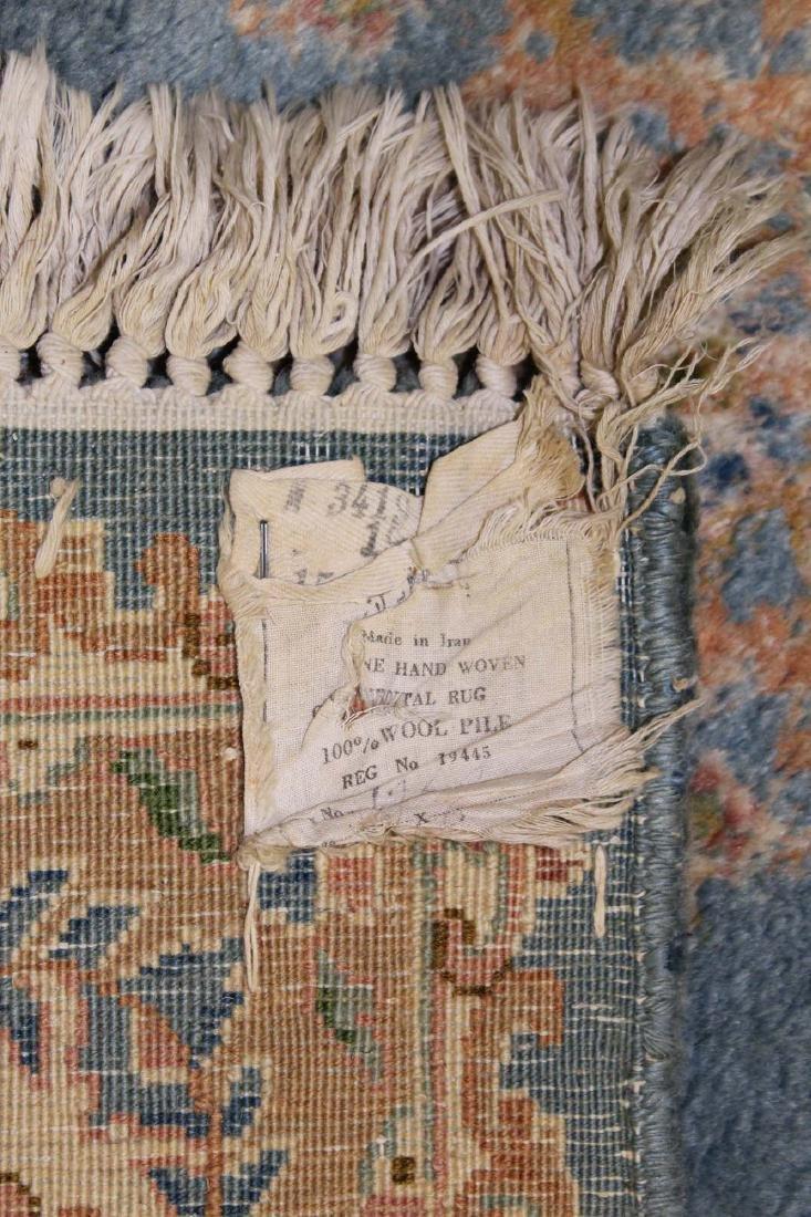 mid 20th c Persian room size carpet - 4