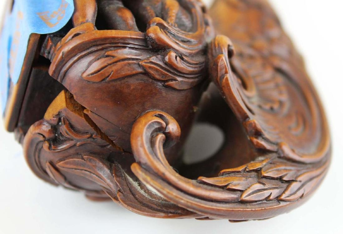 late 19th c German Black Forest jaeger pipe - 7