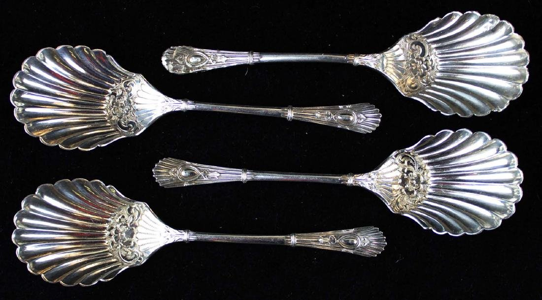 15 pcs. American and English sterling flatware - 5