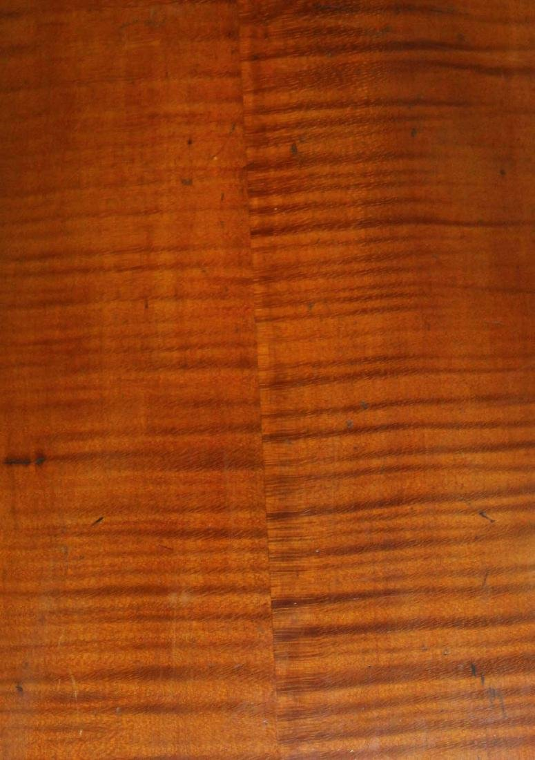 early 20th c cello- as is, w/ C Suss bow - 4
