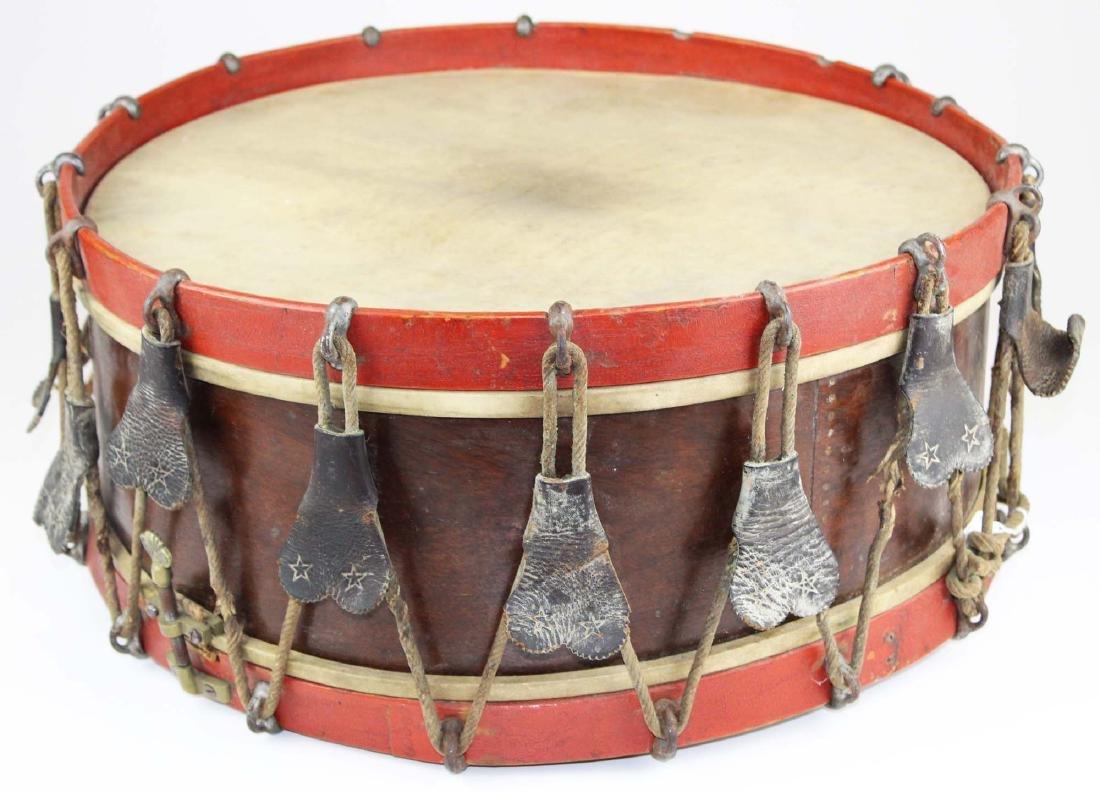 Sewell Morse Brattleboro, VT snare drum