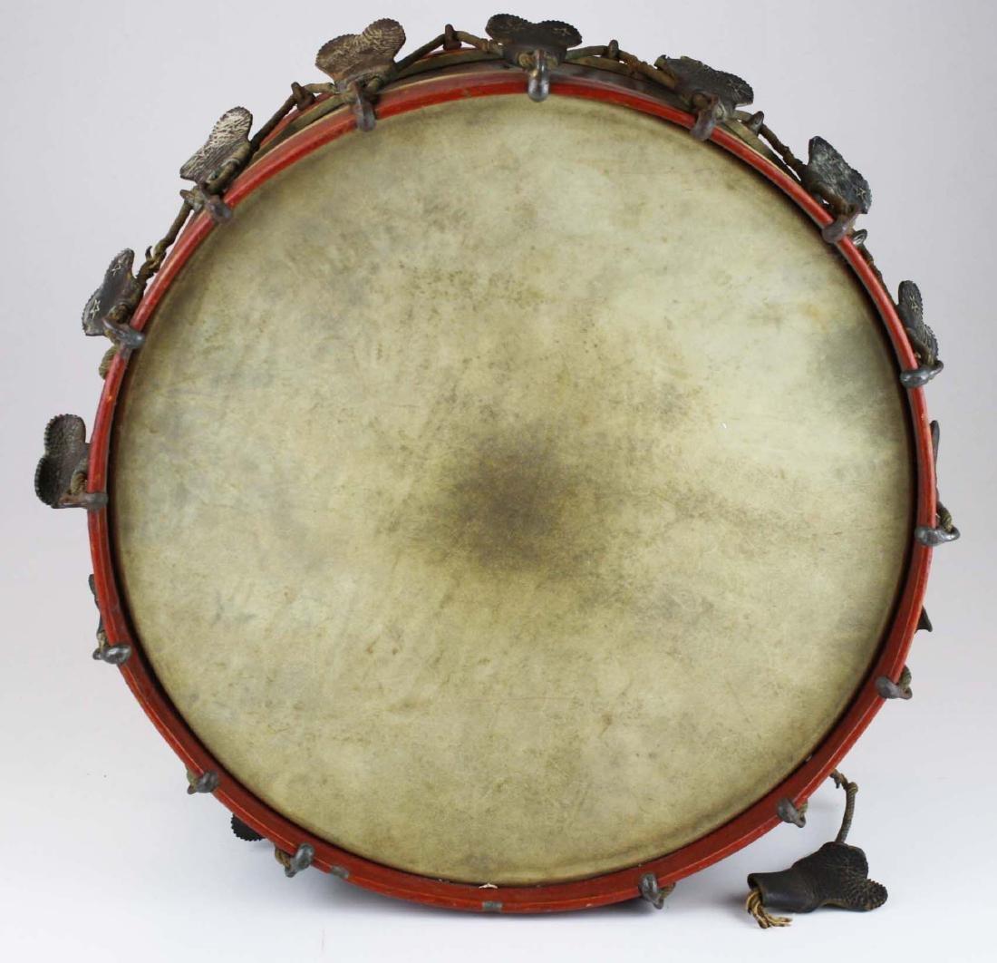 Sewell Morse Brattleboro, VT snare drum - 5