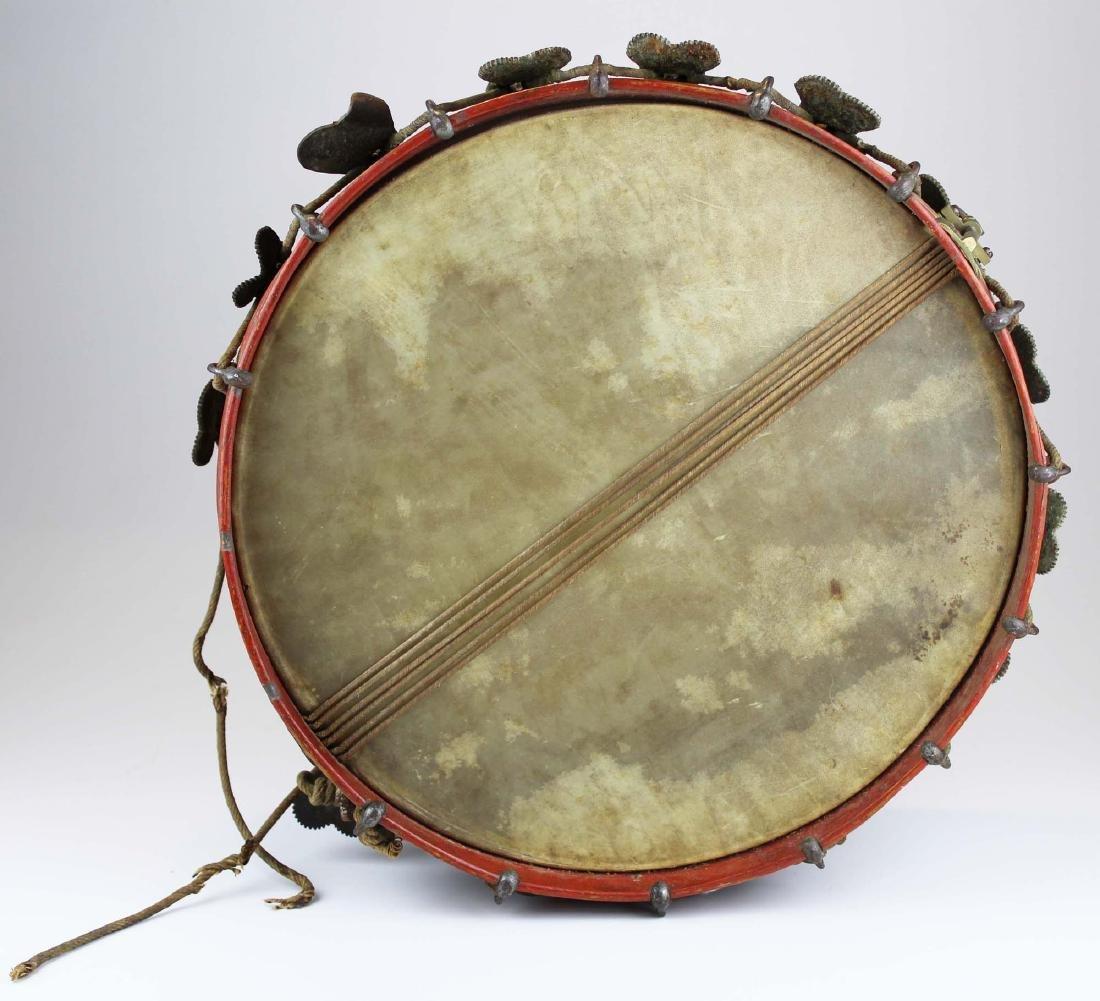 Sewell Morse Brattleboro, VT snare drum - 6