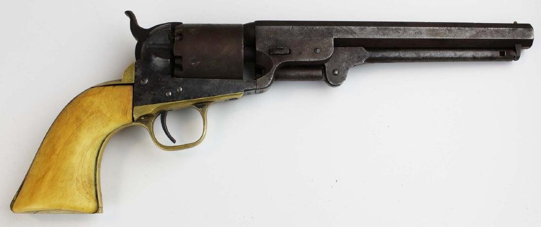 1851 Colt Navy .36 cal percussion revolver