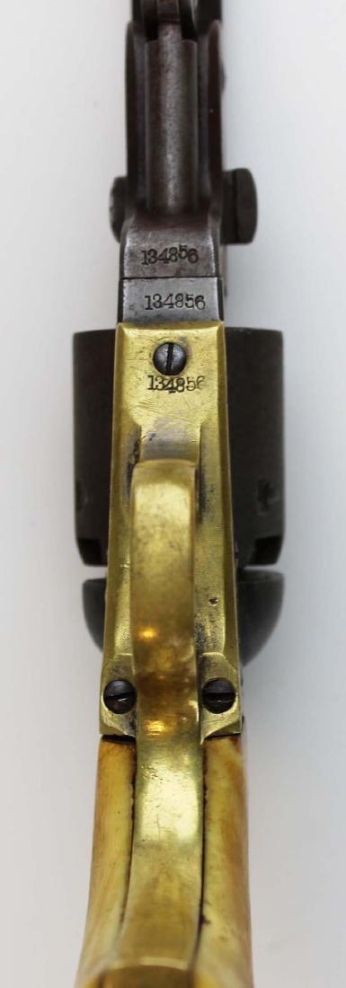 1851 Colt Navy .36 cal percussion revolver - 4
