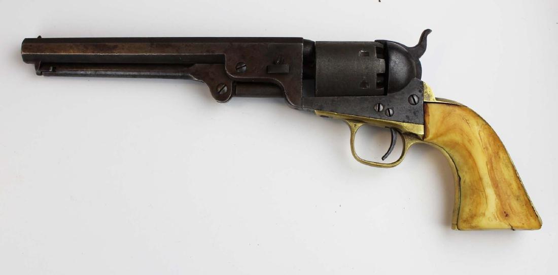 1851 Colt Navy .36 cal percussion revolver - 5