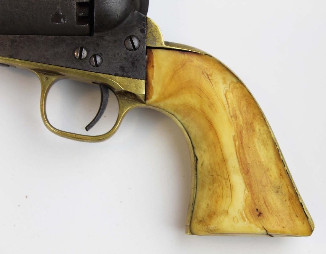 1851 Colt Navy .36 cal percussion revolver - 6