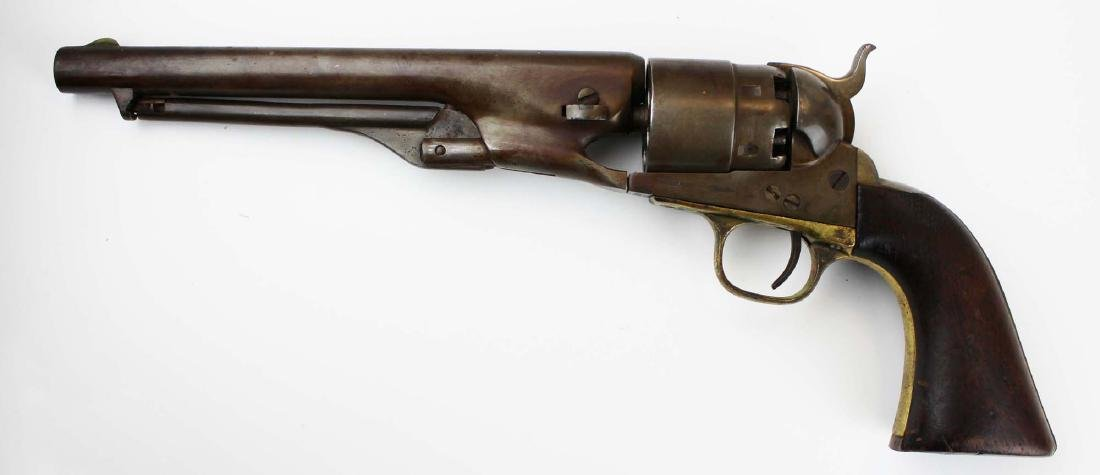 1860 Colt Army .44 cal percussion revolver