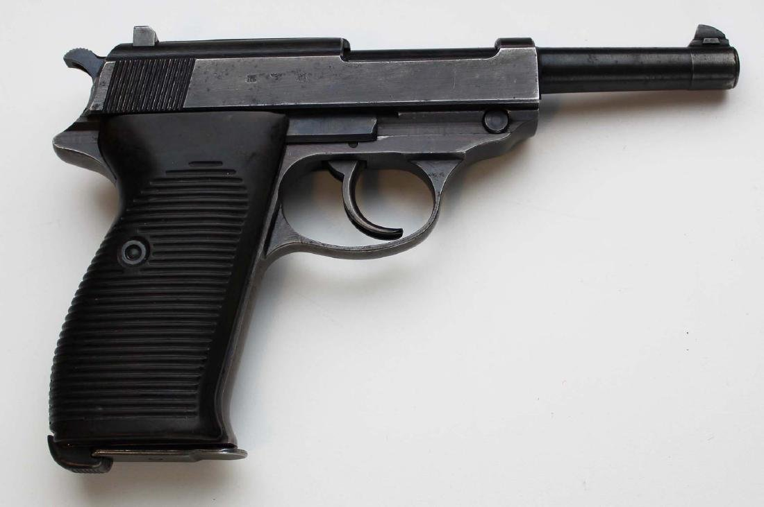 WWII Era Walther P38 Pistol - 2