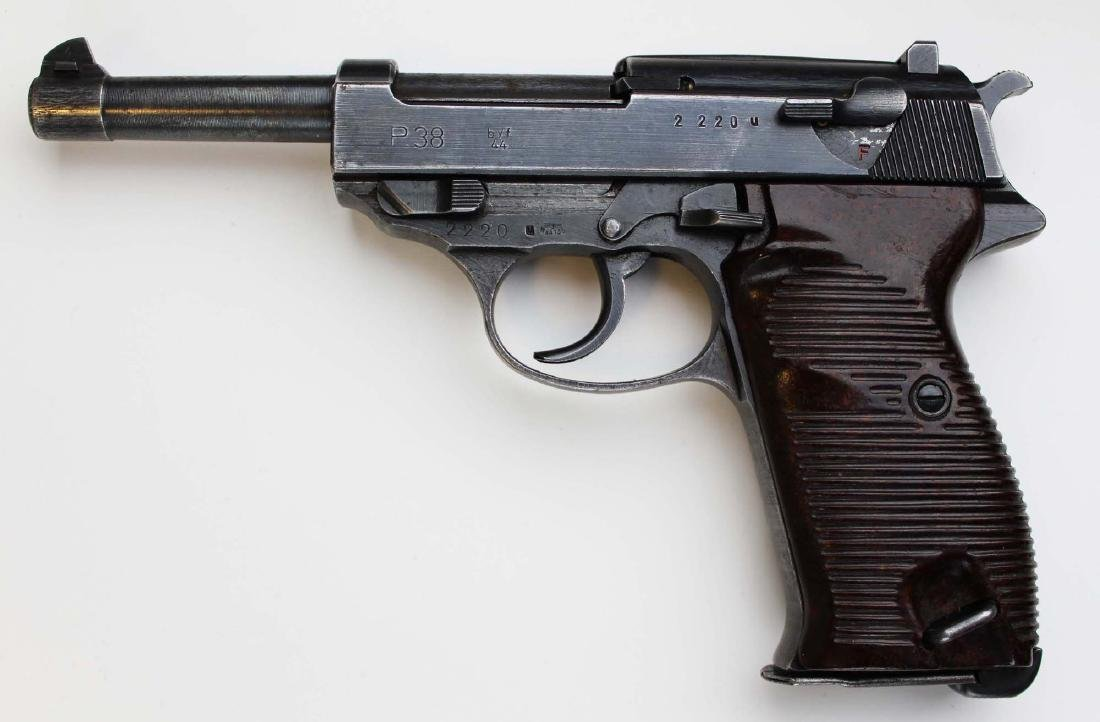WWII Era Walther P38 Pistol