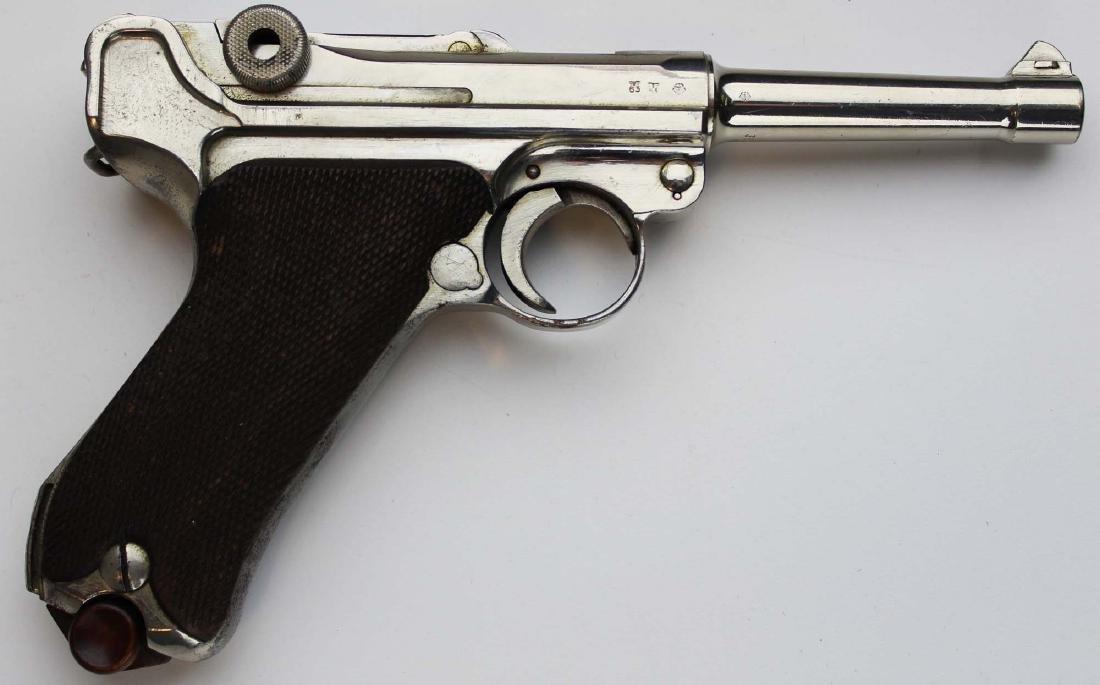 WWII Era P08 Luger pistol