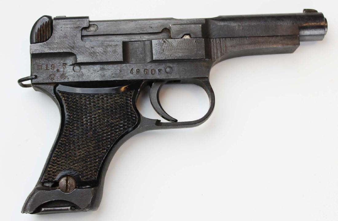 WWII Era Nambu type 94 pistol