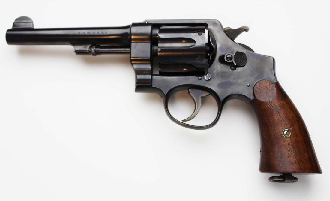 WWI Era US Model 1917 Revolver