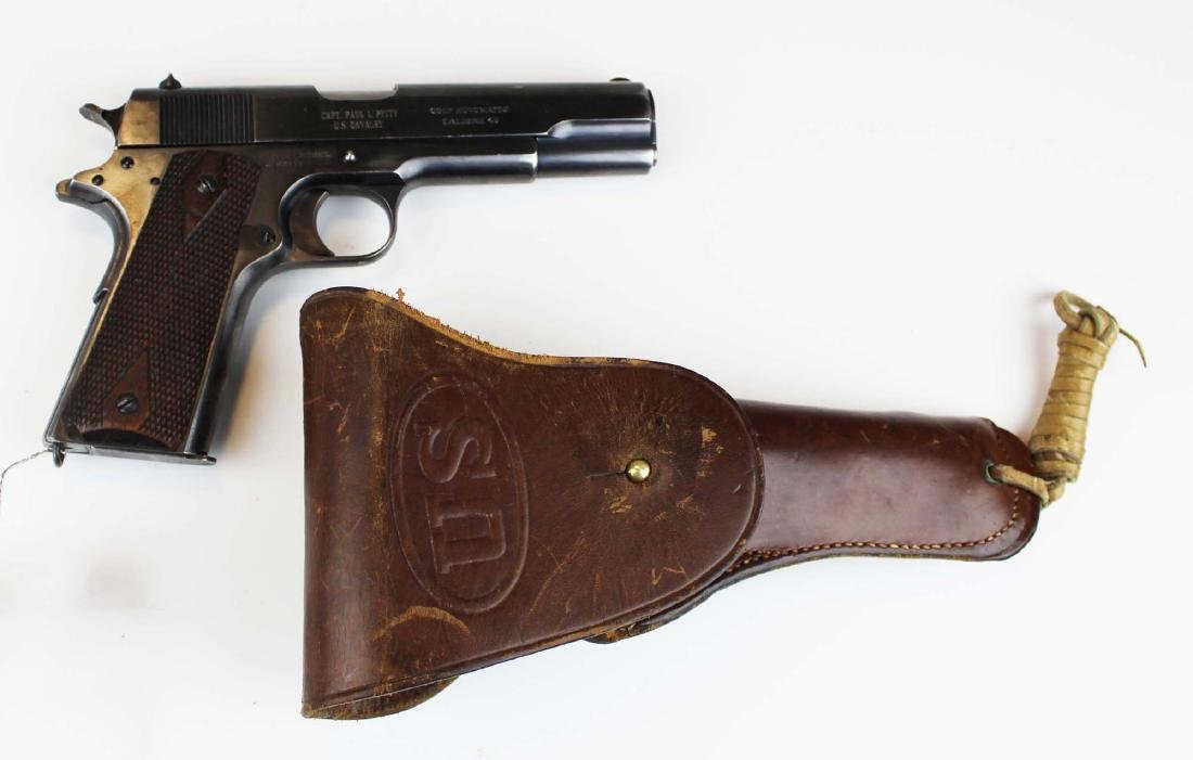 WWII Era Colt Government Model 1911 Pistol