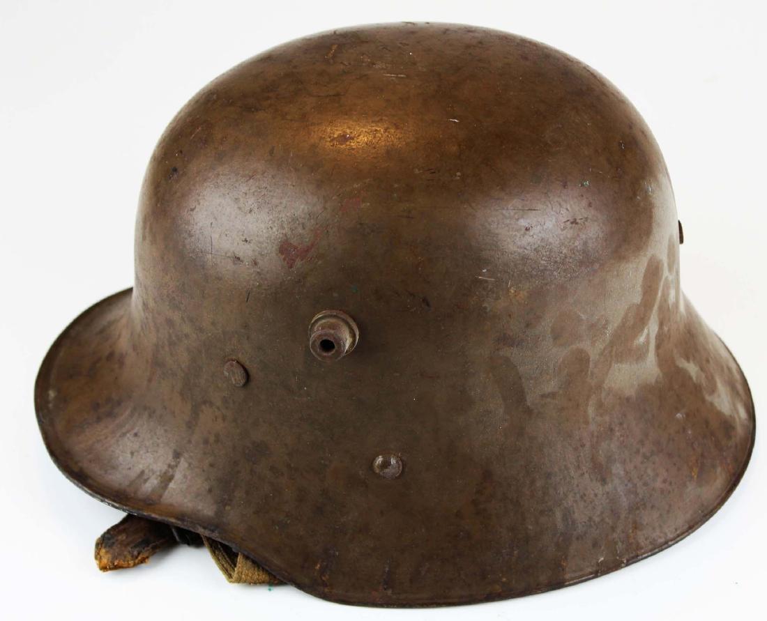 WWI German M17 helmet - 2