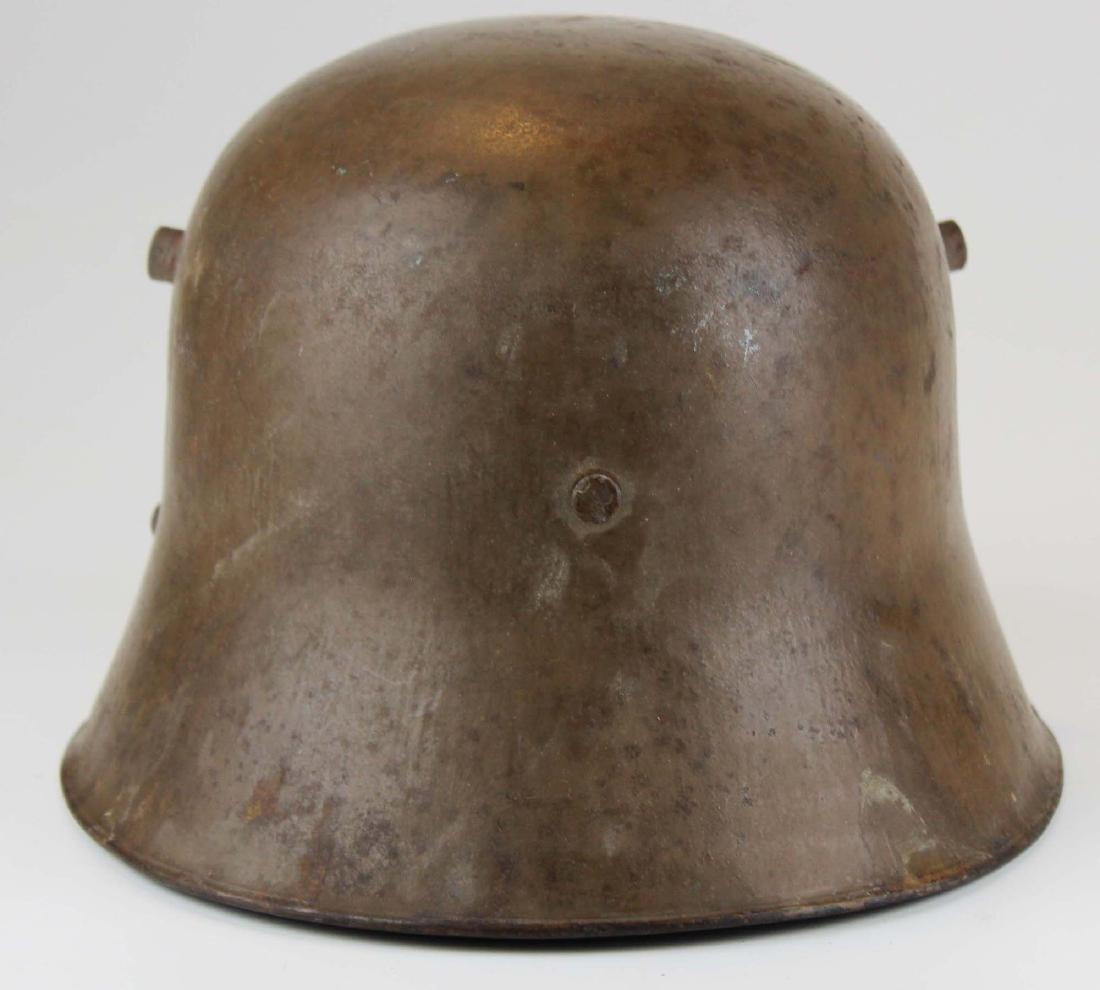 WWI German M17 helmet - 3