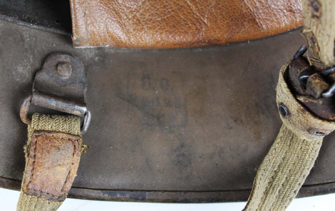 WWI German M17 helmet - 6