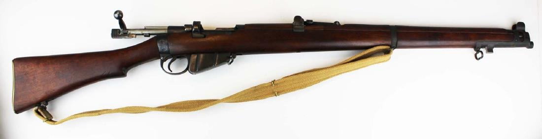 WWI/ WWII Enfield Mk III in .303 British
