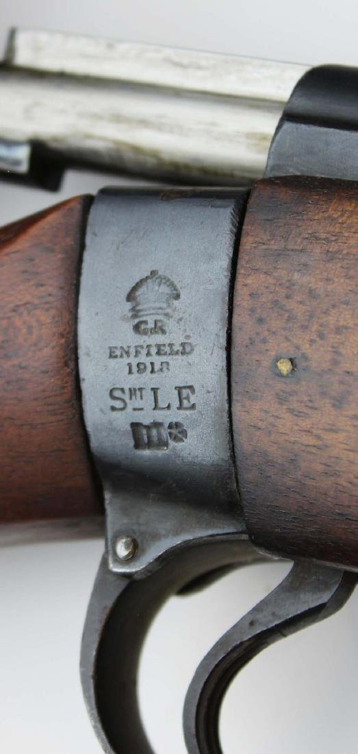 WWI/ WWII Enfield Mk III in .303 British - 7