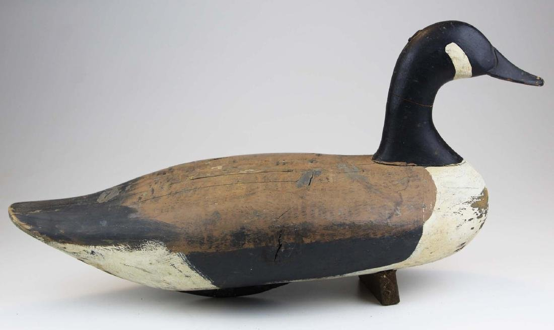 Madison Mitchell Canadian goose decoy
